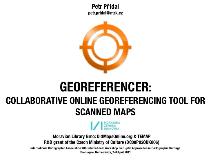 CartoHeritage 2011: Georeferencer & MapRank Search