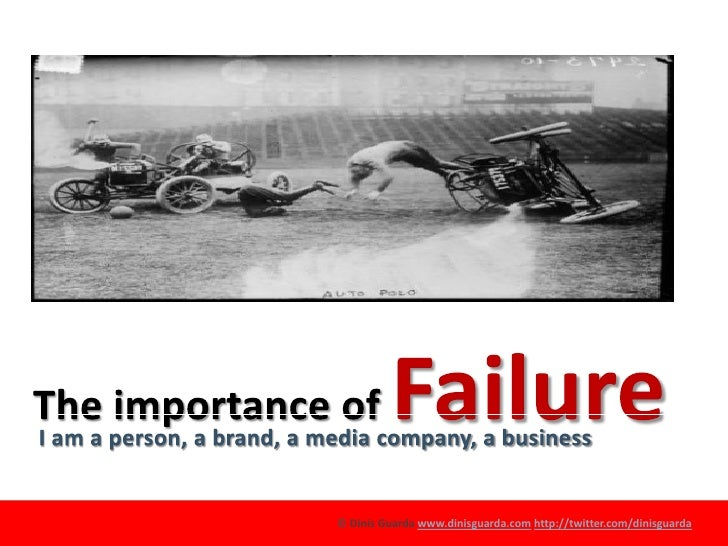 The importance-of-failure-self-management