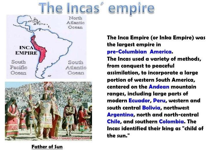 The Incas Empire