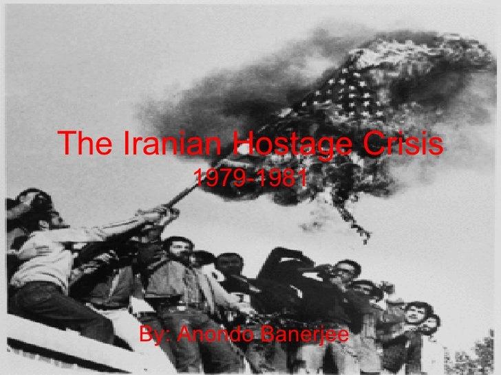 The Iranian Hostage Crisis