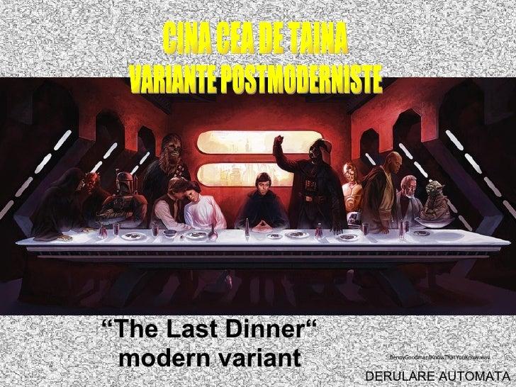 The Last Dinner Glb