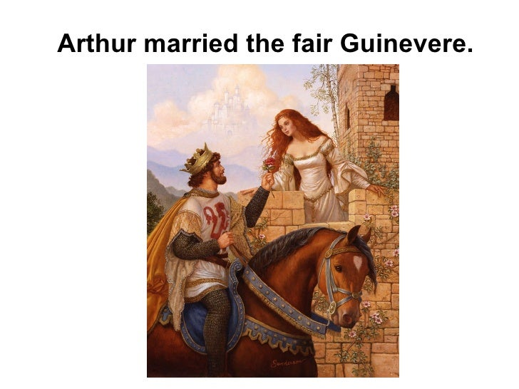 an analysis of arthur and the excalibur in king arthur and his knights of the round table by lancely Brief analysis of the story of king arthur and his knights by do to earn excalibur king arthur follows her by arthur as a member of the round table.