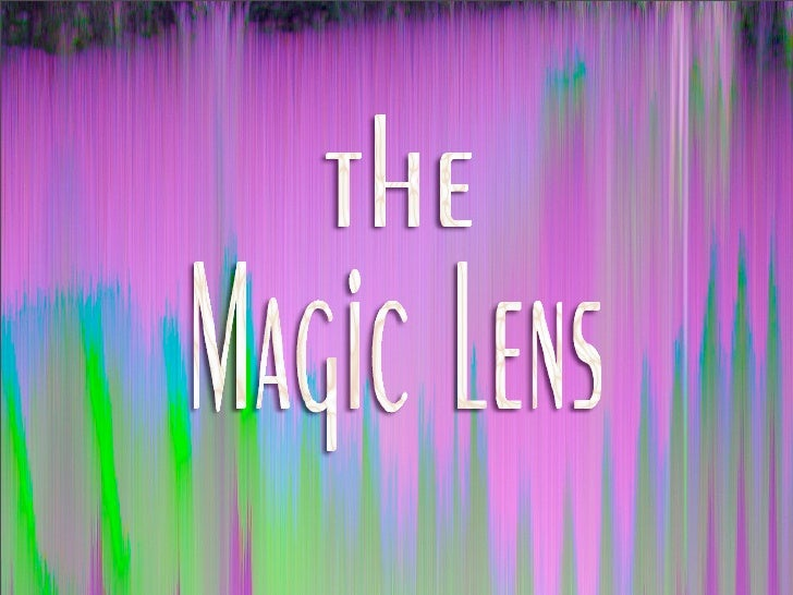 A defect in Sony Cameras triggered by high humidity creates the magic lens effect.