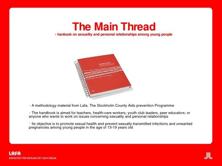 The Main Thread   Lafa Handbook   Anna Chu Chu Schindele