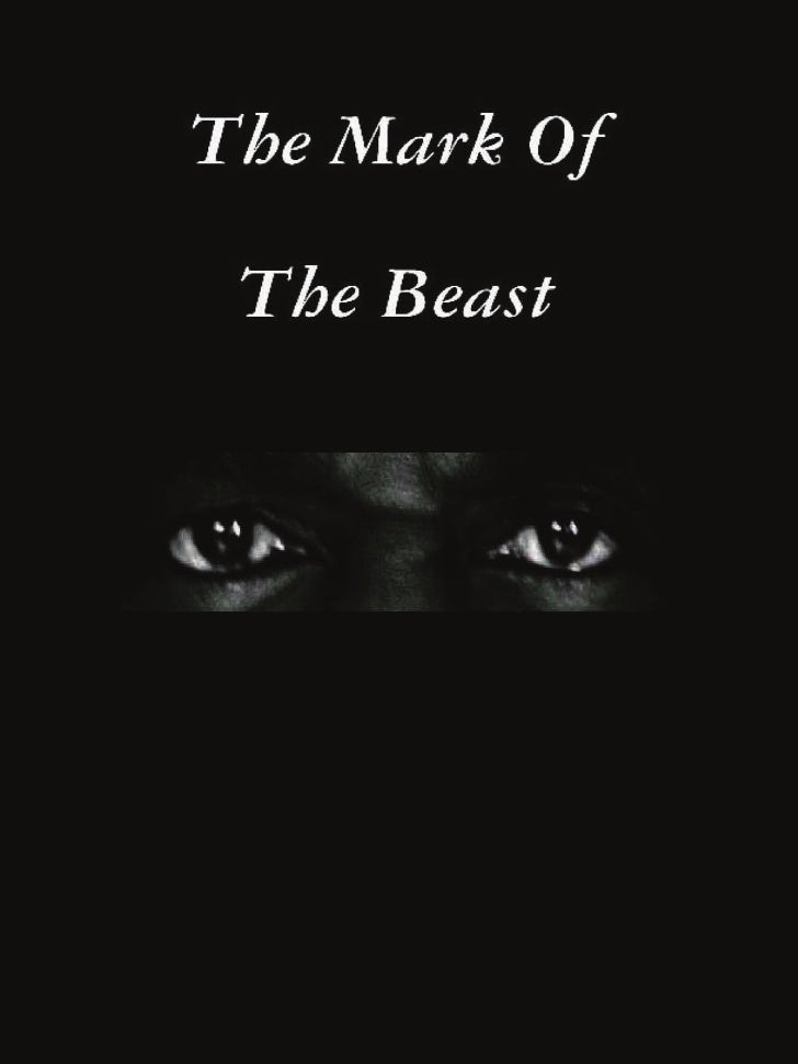 The Mark Of The Beast           By Gary Coggins