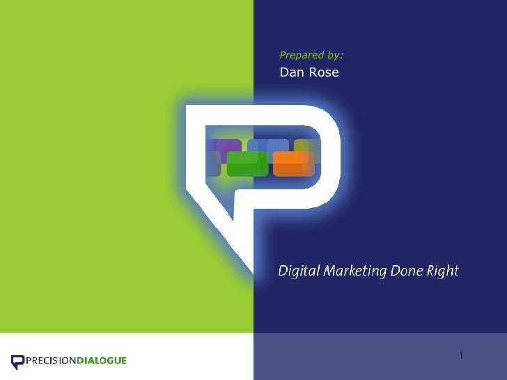 The mergence of Marketing and eMarketing - Dan Rose