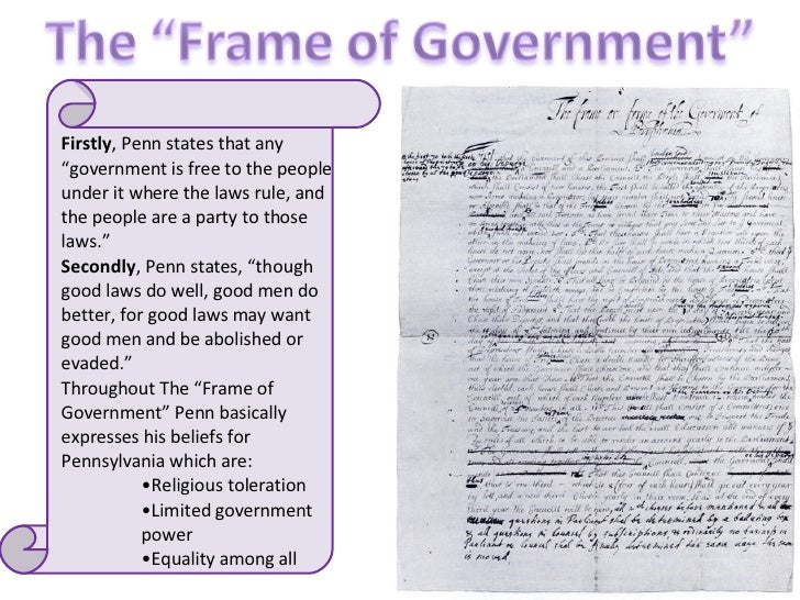 important facts william penn This quiz focuses on important facts about william penn question 1 penn was  imprisoned in the tower of london false true question 2 william penn was.