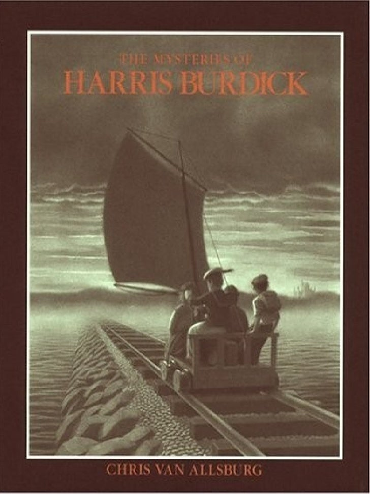 The Mysteries Of Harris Burdickfv