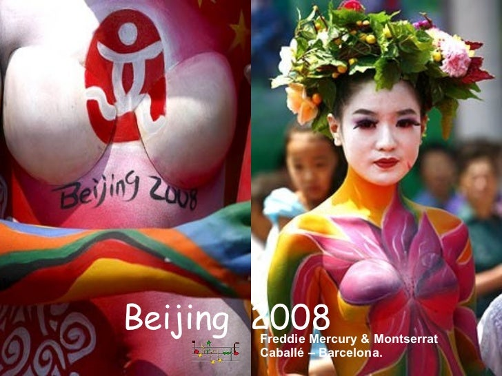 China Beijing Olympics The Official Beijing 2008 Summer Olympic Games Presentation