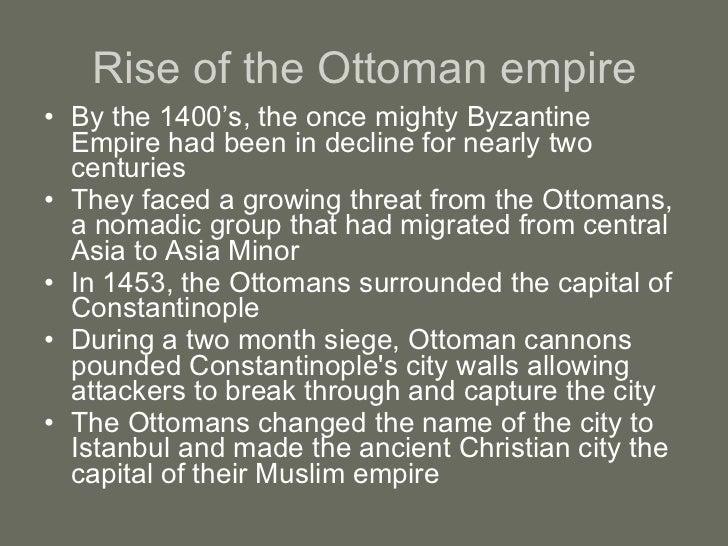 decline ottoman empire essay
