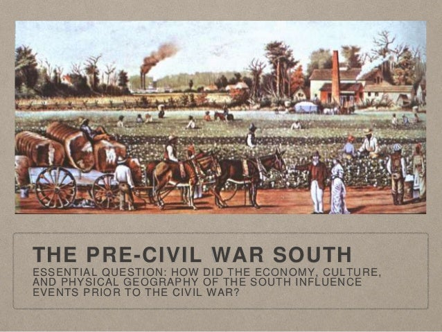 similarities between the north and the south during the 1800 s What are the similarities between the north and the south in the 1800's  what was the biggest disagreement between the north and south during the 1800's.
