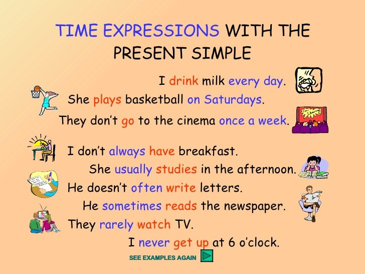 simple time