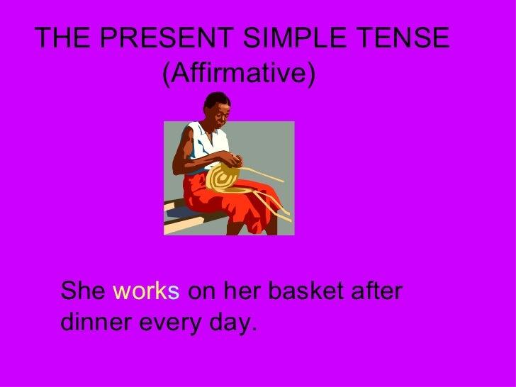 The present-simple-tense