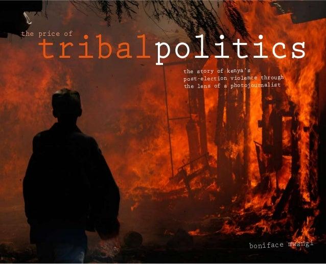 The price-of-tribal-politics