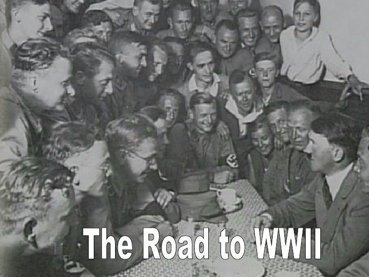 world war ii the road to war essay