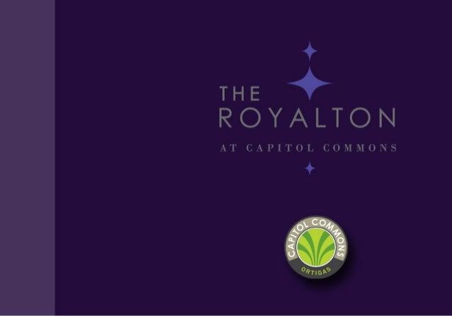 The Royalton at Capitol Commons