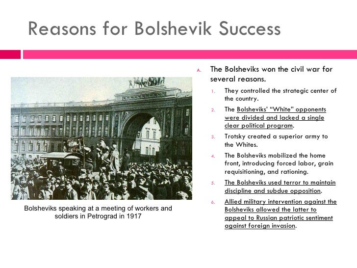 Russian Revolution March 1917 Essay - image 2