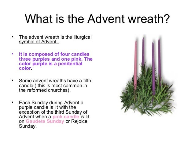 The Advent Ring Meaning