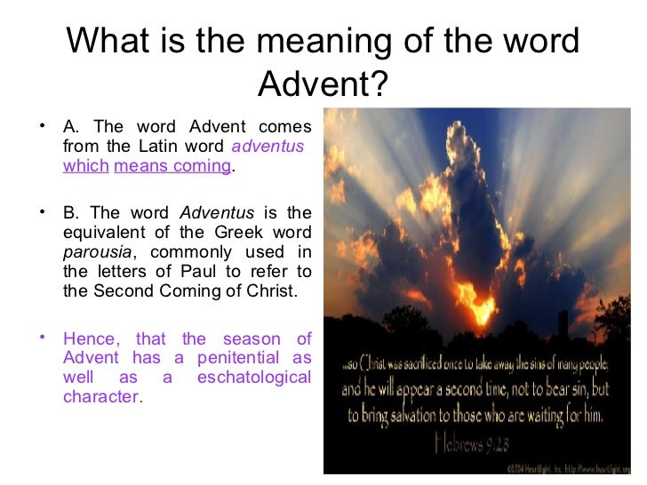 discourses for advent st alphonsus ligouri cor mariae