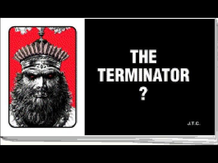 The Terminator?