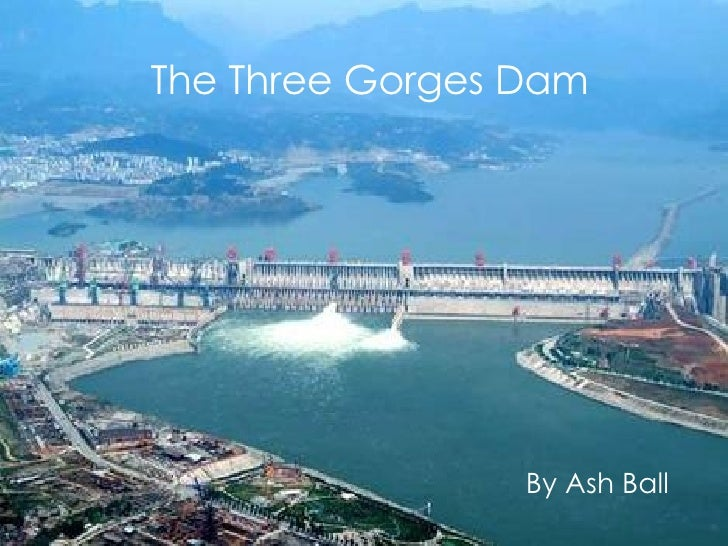 case study of the three gorges dam Amazoncom: three gorges dam project  megaproject: case study of china's three gorges project: case study of china's three gorges project (chinese studies on.