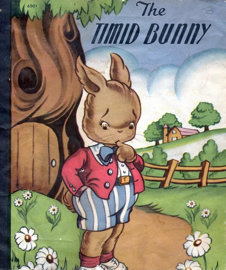 The Timid Bunny