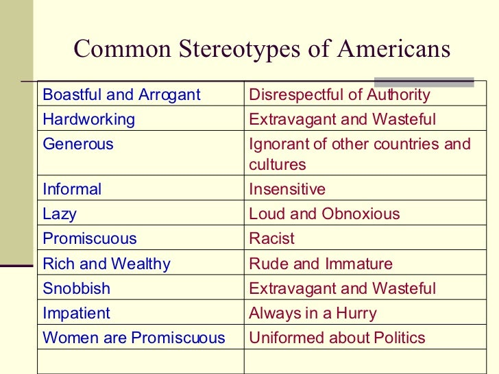 essay on stereotypes of african americans Racial and media stereotyping in society research paper racial and media stereotyping in society (essay african americans are often portrayed by the media.