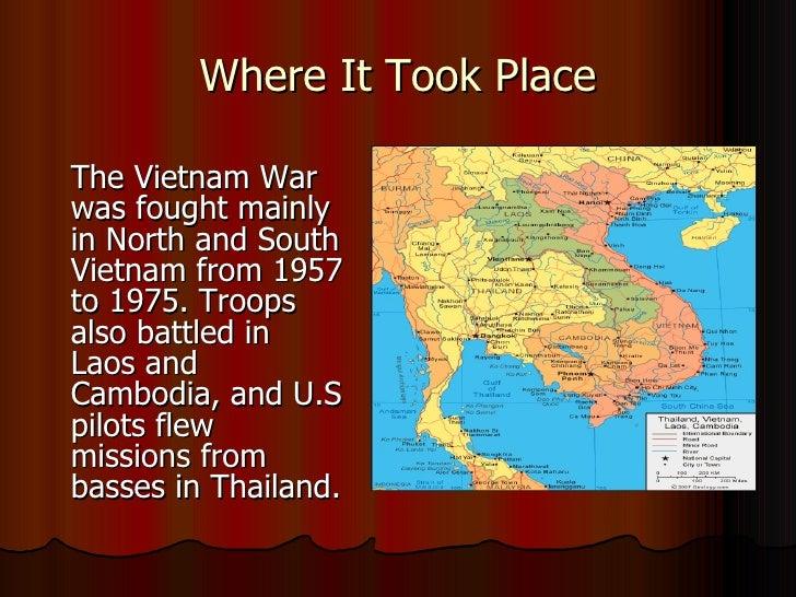 What Impact did vietnam War have?