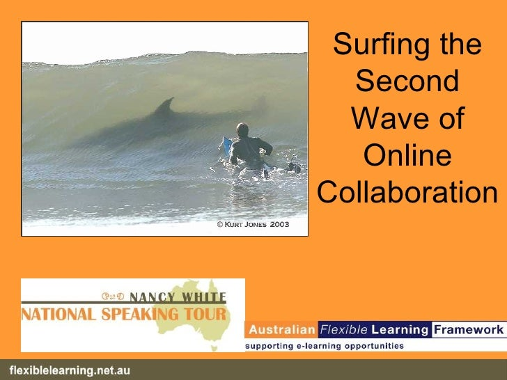 Surfing the Second Wave of Online Collaboration