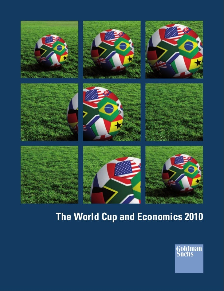 The World Cup and Economics 2.010.