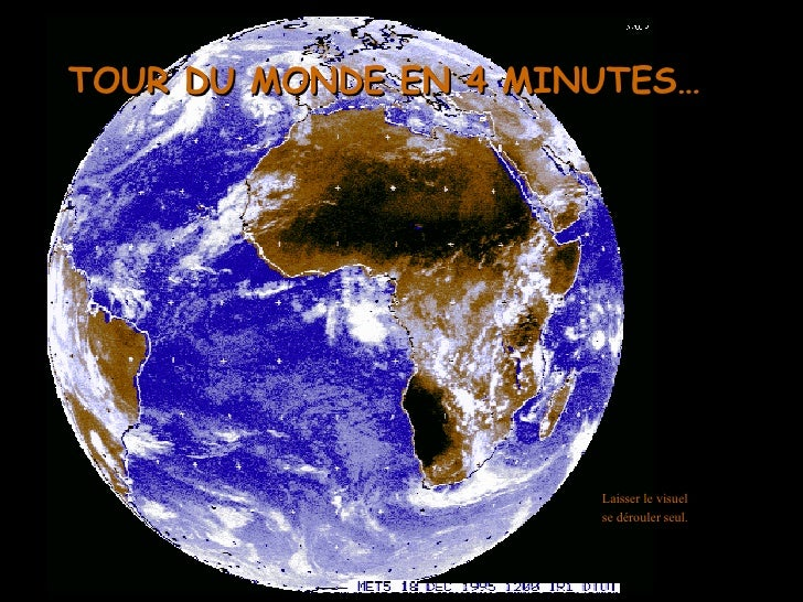 The World In Four Minutes