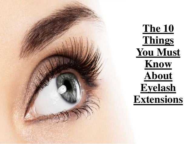 Eyelash Extension Glue Side Effects 10
