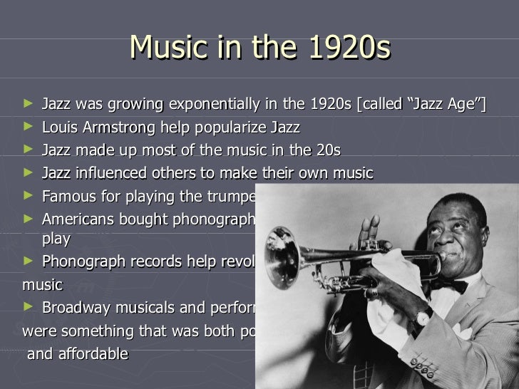 u s characters of the 1920s jazz