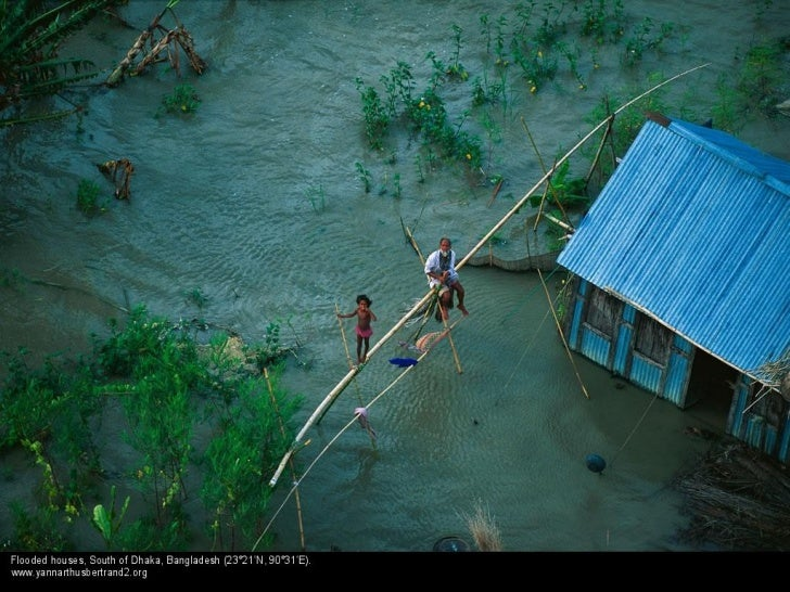 The 2004 Floods In Bangladesh