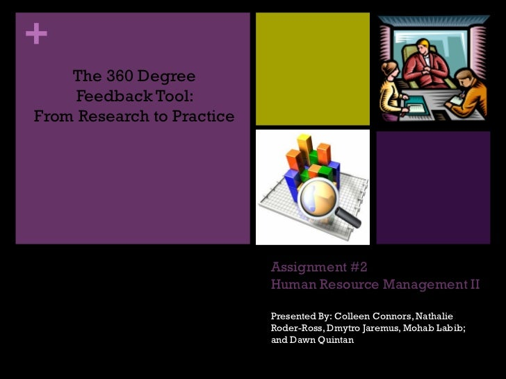 The 360 degree feedback tool from research to practice