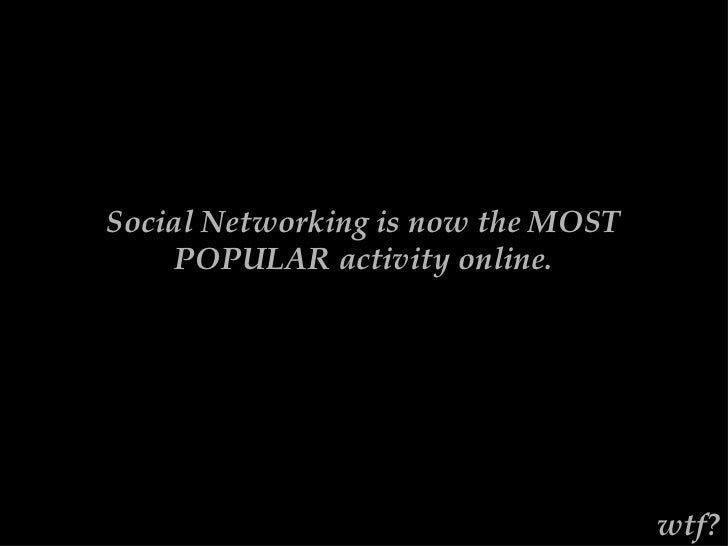 The 5 Dangerous Realities of Social Media