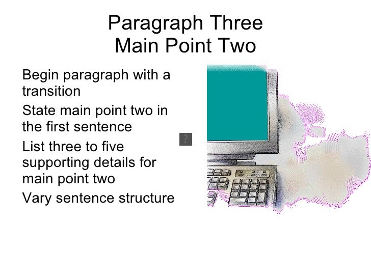 what goes in the introduction paragraph of an essay