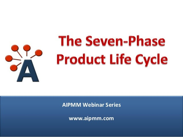 The Seven-Phase Product Life Cycle