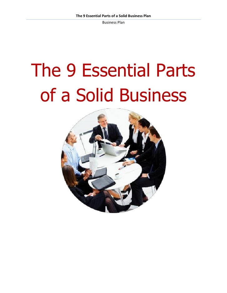 Retail Business Plan Essential Parts Four Essential Components Of A  Marketing Plan What Are The 4