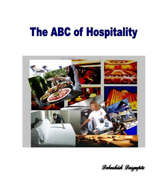 THE ABC OF HOSPITALITY