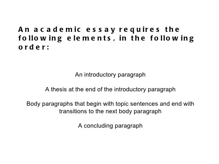 can an essay have more than 3 body paragraphs How to write an argumentative essay end of the body, a good essay will already have might need to be split into two or three more manageable paragraphs.
