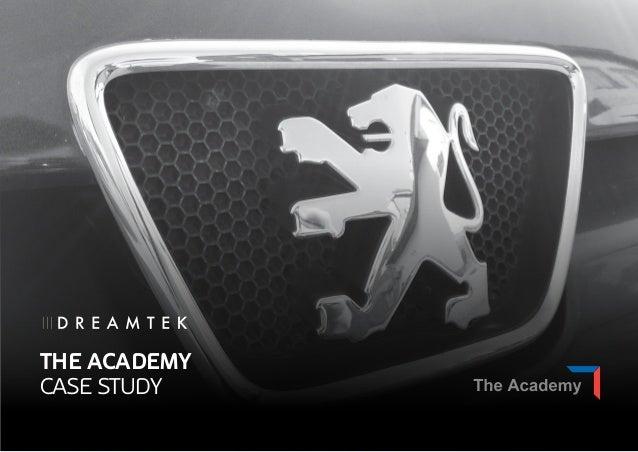 The Academy Case Study