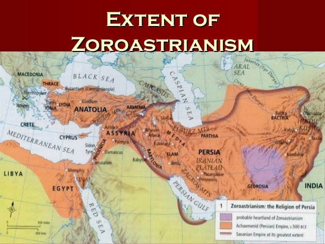 how zoroastrianism influenced jedaism and christianity Most scholars believe that judaism was strongly influenced by zoroastrianism in views relating to angiology, demonology, and resurrection also the monotheistic conception of yahweh may have been changed or influenced by being opposed to the dualism of the persians.
