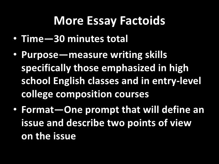 foreign service essay prompt