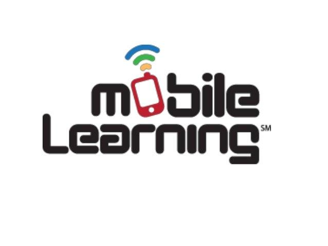 The advantages of     MOBILE   LEARMING
