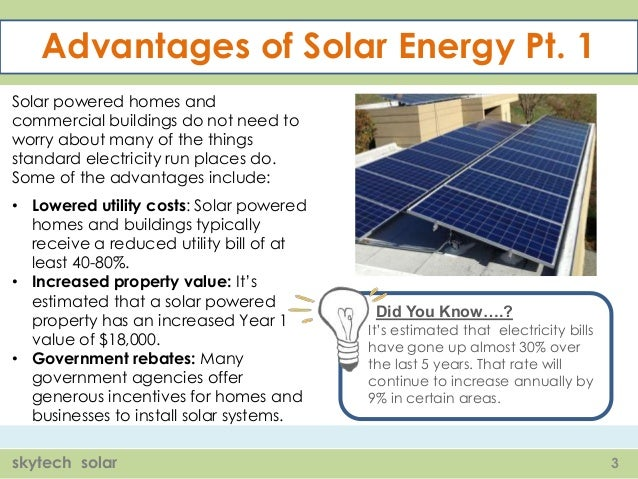 essay on the benefits of solar energy Solar energy advantages and disadvantages essay in points interesting facts about solar energy english solar energy panel for home, domestic use pros cons.