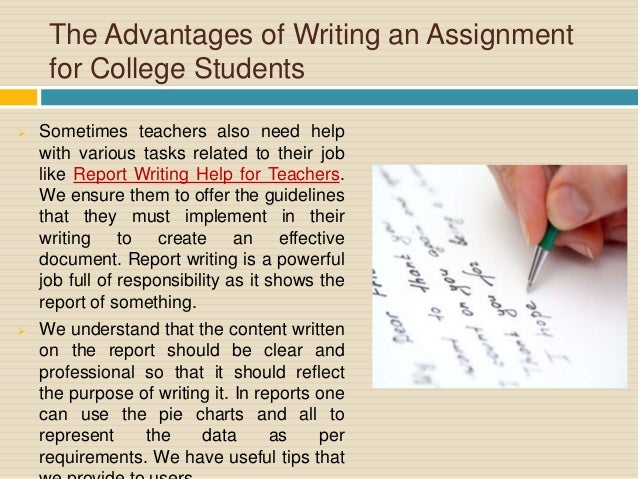 Syllabus and Assignment Design - Institute for Writing
