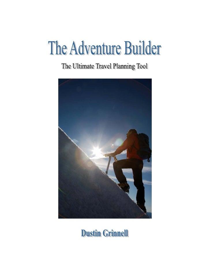 The Adventure Builder