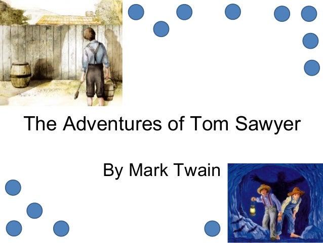 the tom sawyer adventures pdf