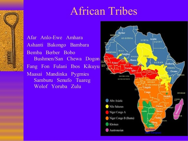 The african family